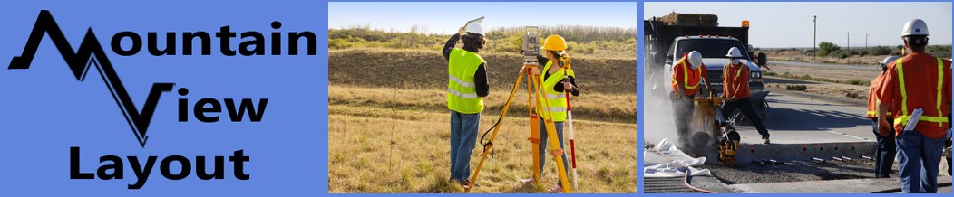 New Jersey Construction Layout and Land Surveying